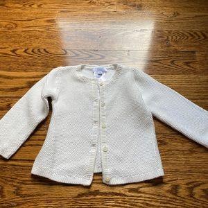 Jacadi Cardigan Sweater
